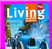 pub de LIVING MAGAZINE (BI MENSUEL GRATUIT)