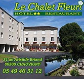 pub HOTEL- RESTAURANT LE CHALET FLEURI (2 ETOILES)