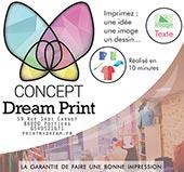 pub de CONCEPT DREAM PRINT# (NOUVELLE ADRESSE)
