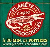 pub de LA PLANETE DES CROCODILES