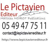 pub de LE PICTAVIEN EDITEUR/MNP