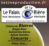 pub de LE PALAIS DE LA BIÈRE#