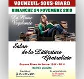 pub SALON DU LIVRE HISTORIQUE  - 16 FEVRIER 2020