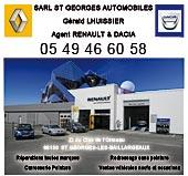 pub SARL ST GEORGES AUTOMOBILES